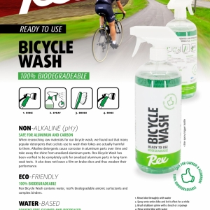 Rex Bicycle products all combined 2020-9