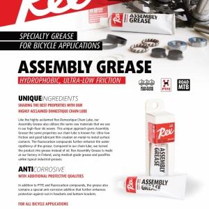 Rex Assembly Grease A4 EN 2020-1