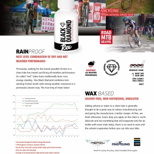 Rex Bicycle products all combined 2020-2